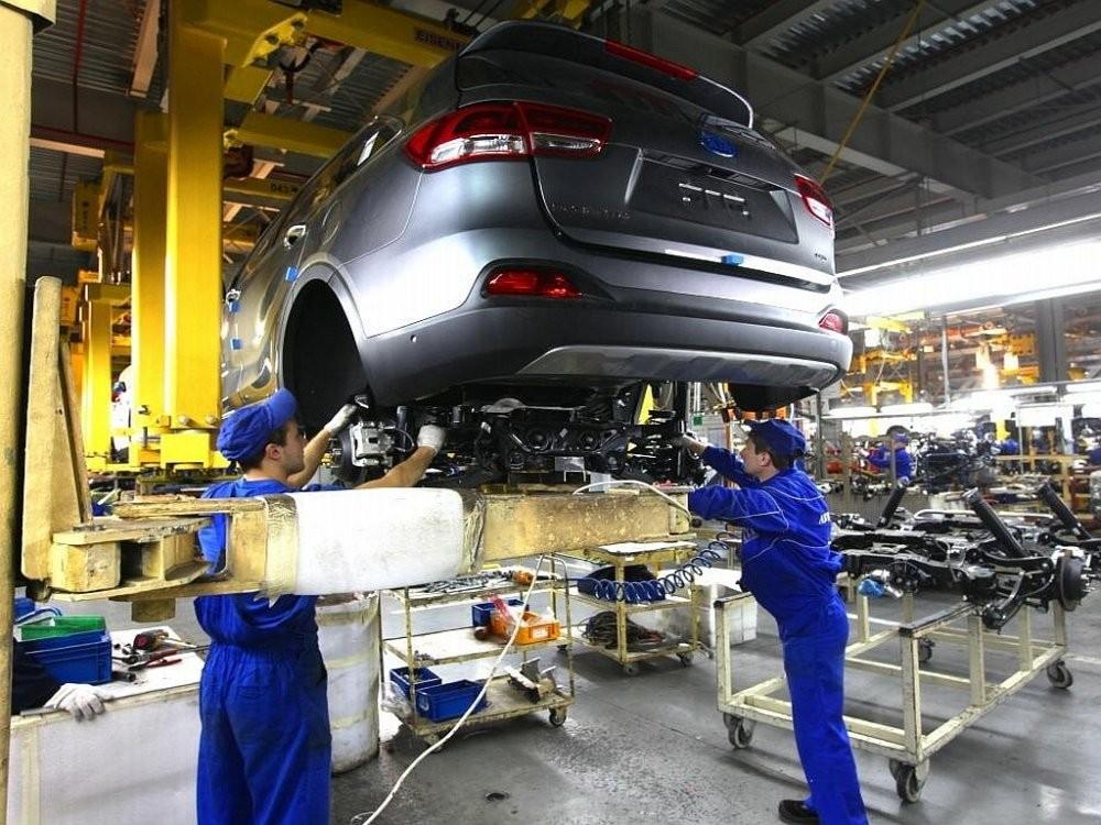 В Российской Федерации выпуск легковых авто за2017 год вырос на21%