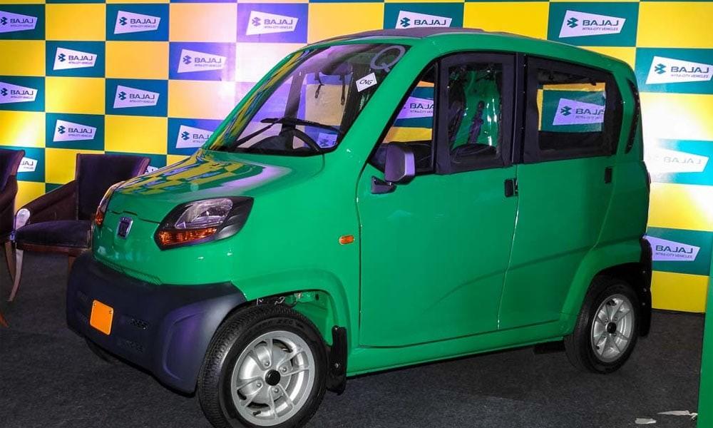 Грузовая версия «самого недорогого автомобиля вмире» Bajaj появится вРФ весной