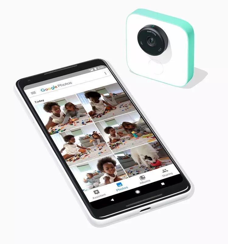В реализацию поступят новые камеры Google сискусственным интеллектом