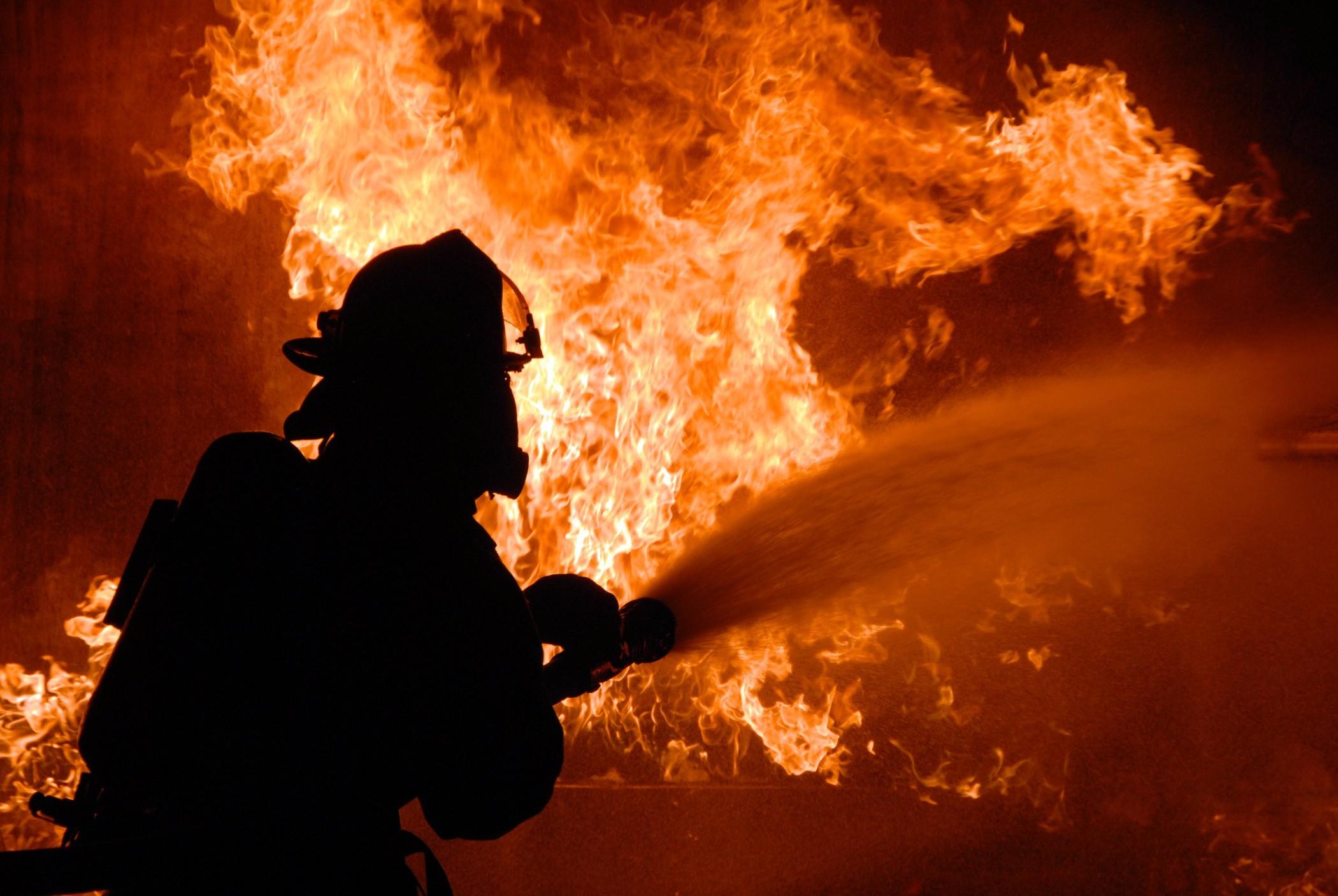 ВИльинском районе напожаре погибла семья из 5-ти человек