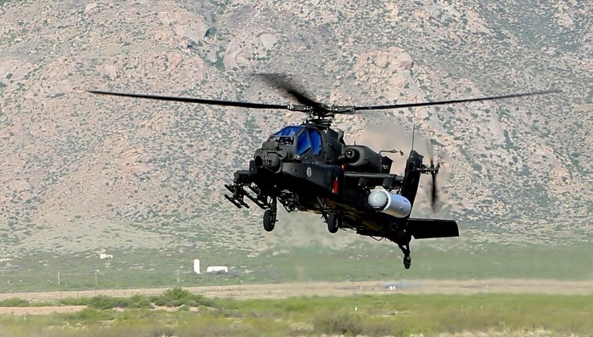 Вовремя неверного обстрела вертолетаВС США вИраке погибли 8 человек