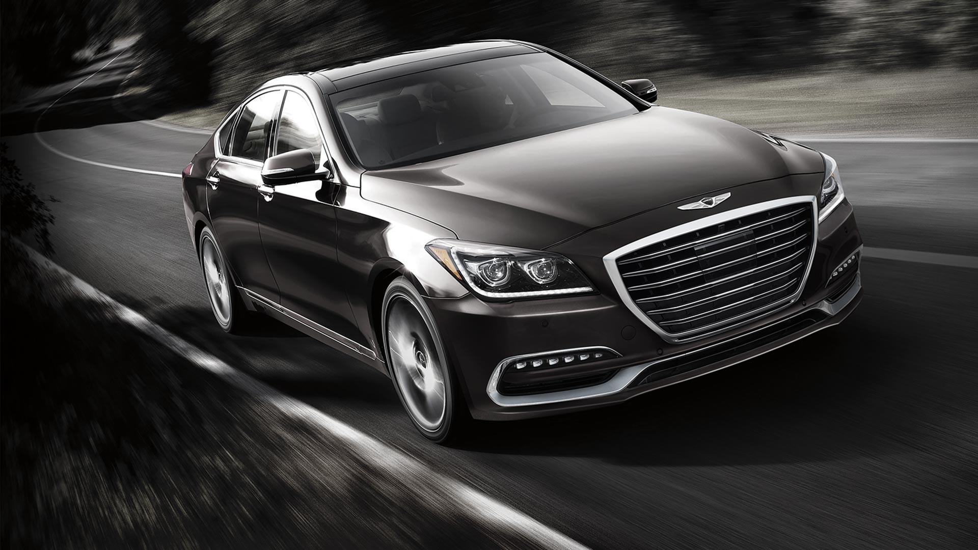 Продажи автомобилей Genesis в России выросли в 22,4 раза