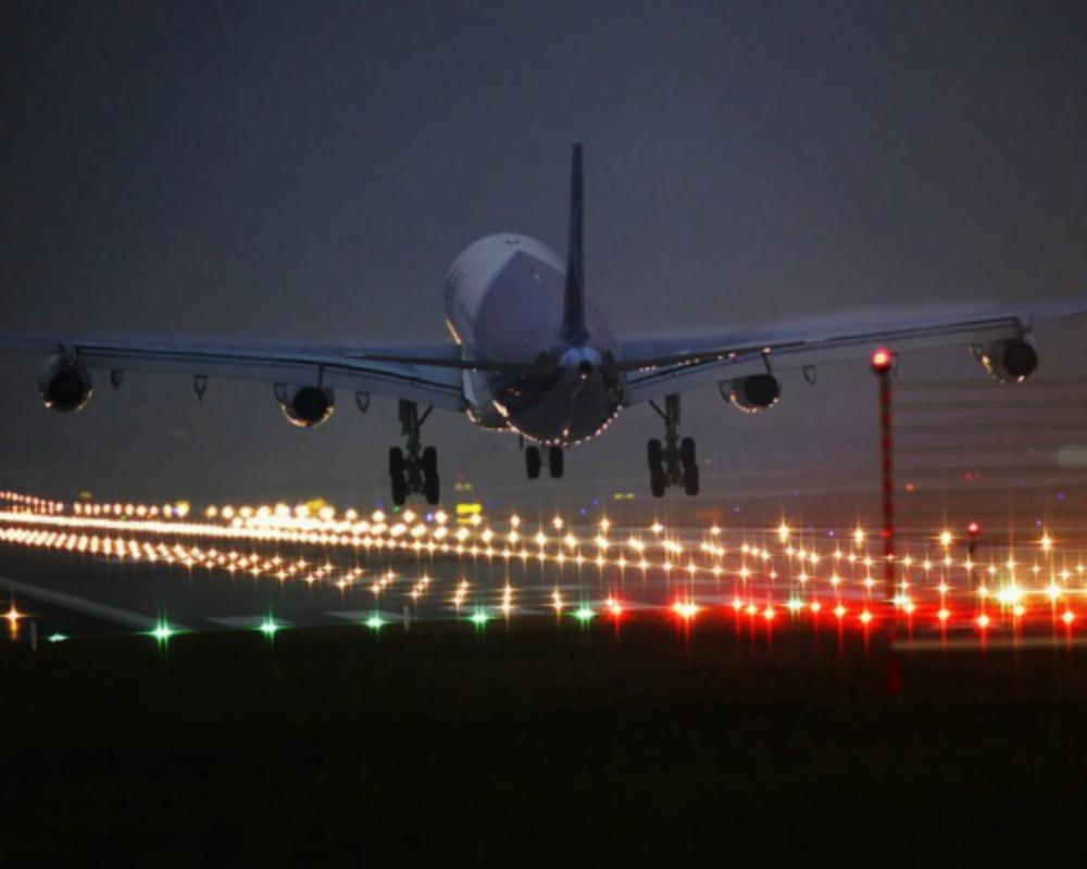 Новая система наблюдения за самолетами заработает в Петербурге в феврале - марте