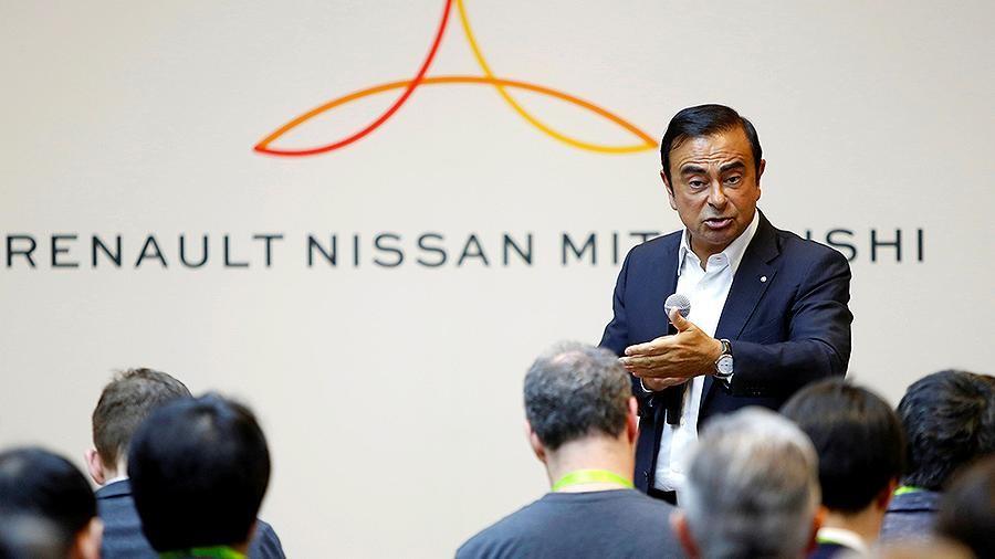 Продажи альянса Renault-Nissan-Mitsubishi выросли на 6,5% в 2017 году