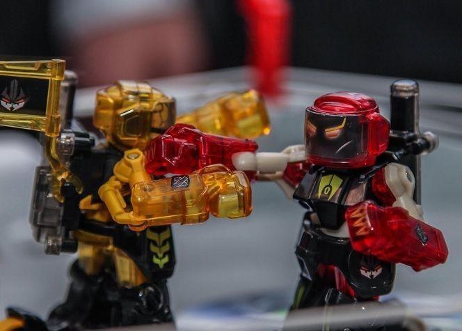 ВПятигорске состоялась решающая битва роботов