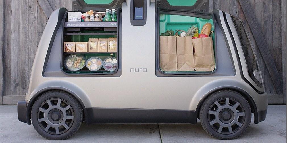 Экс-инженеры Google разработают фургон будущего для доставки товаров