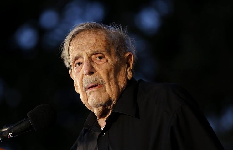 Скончался популярный израильский поэт Хаим Гури