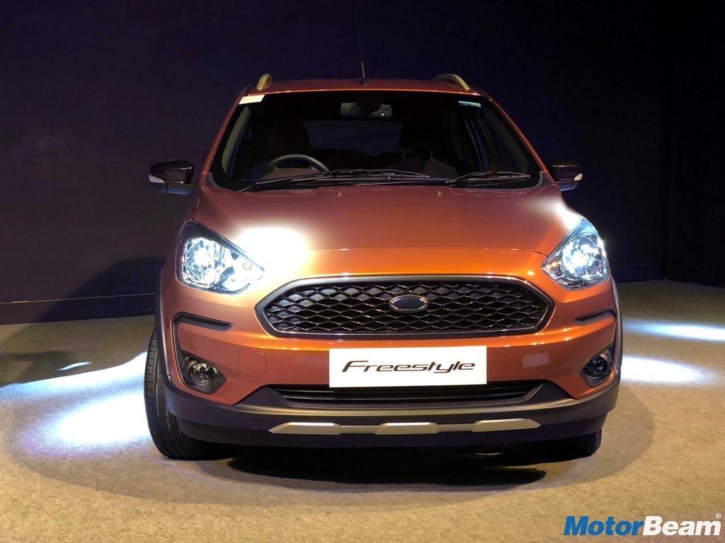 Форд презентовал новый бюджетный кроссовер Freestyle