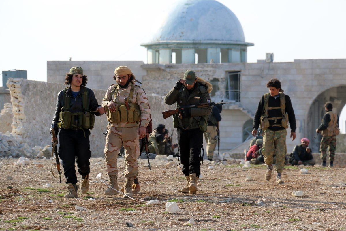 ВМИД РФ обеспокоены ситуацией насевере Сирии