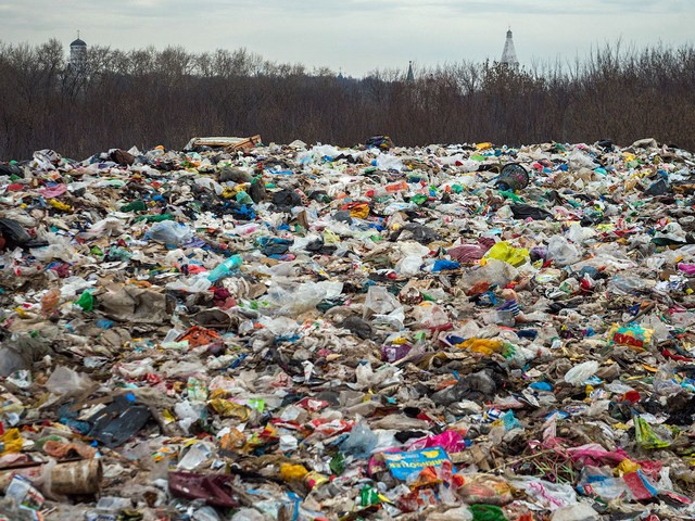 Новые полигоны для захоронения ТБО нерешат «мусорный вопрос»