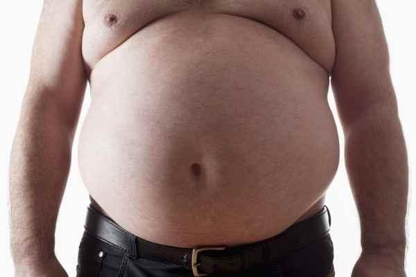 Учёные назвали ряд заболеваний, вызванных появлением жира на животе