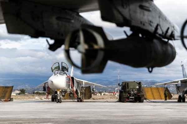 После атаки боевиков усилили охрану авиабазы в Хмеймим