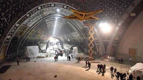 В Москве на ВДНХ павильон «Космос» откроют в марте после реконструкции