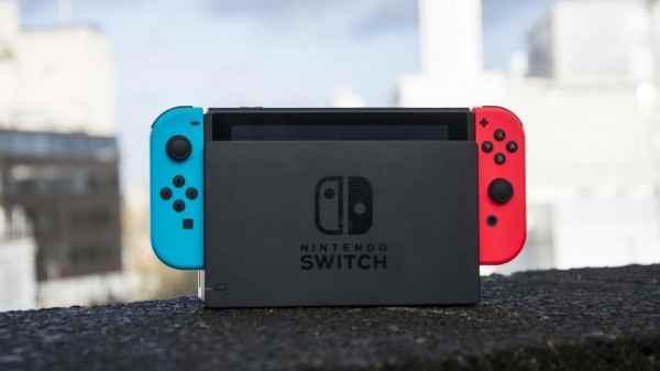 Nintendo продала 4,8 млн приставок Switch в США