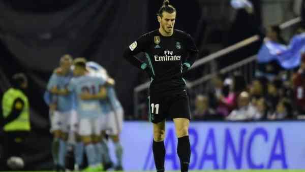Ла Лига: Дубль Бэйла не помог «Реалу» одолеть «Сельту»