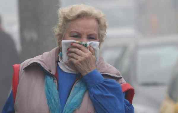 В МЧС установили причину неприятного запаха в Москве