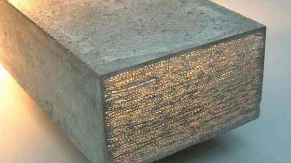 В Краснодаре студенты изобрели бетон, пропускающий  свет