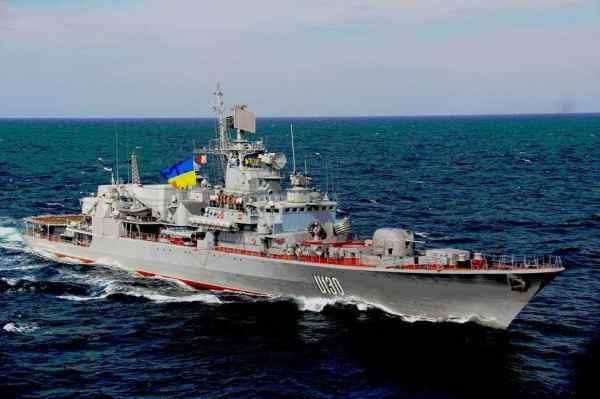МИД Украины занялся вопросом возврата крымской военной техники