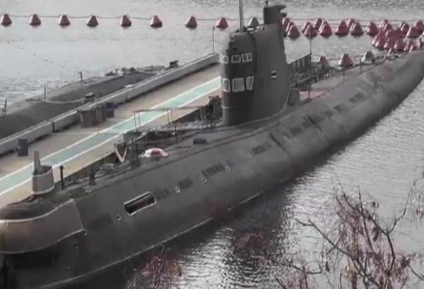 В Крыму наглядно показали плачевное состояние украинских кораблей