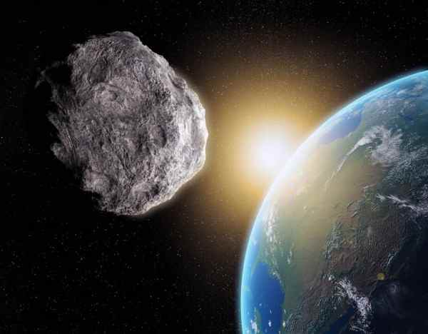 Ученые: В 2075 году на Землю упадет астероид-невидимка