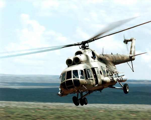 На Ямале экс-чиновник покатался на вертолёте за деньги «Газпромнефти»