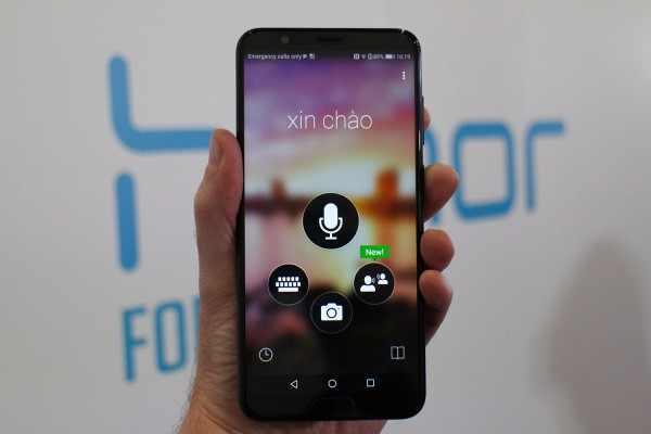 После обновления ПО смартфоны Honor View 10 начнут распознавать лица