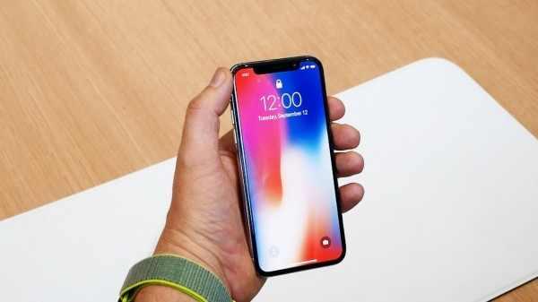 В России IPhone X упал в цене ниже психологической отметки