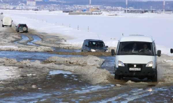 На Ямале водители бросают заглохшие авто вдоль дорог