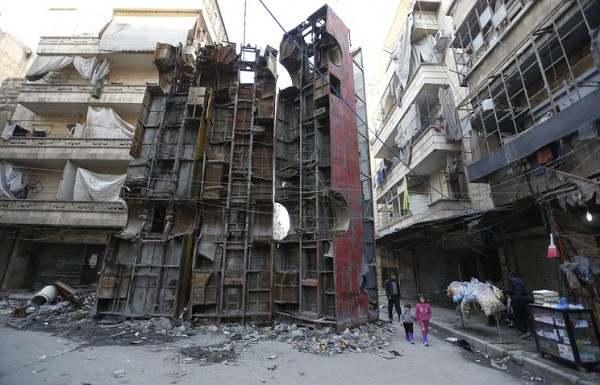 МИД Франции: РФ не сможет восстановить Сирию в одиночку