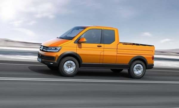 Volkswagen отказался от массового производства концепта Tristar