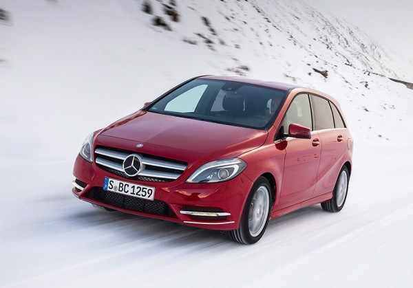 Mercedes-Benz объявили об отзыве 6,6 тысяч авто в России