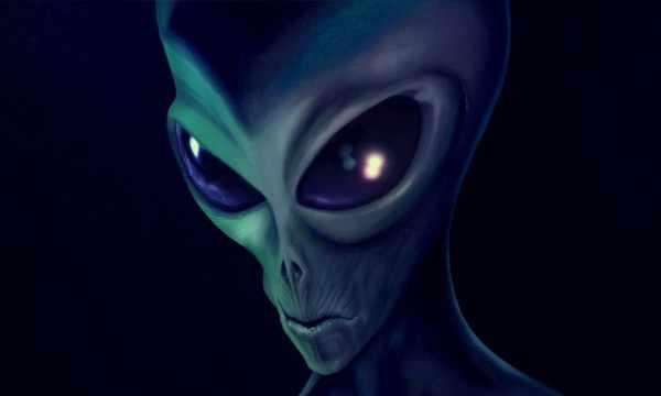 Редкие снимки гуманоида в НЛО «просочились» в Сеть