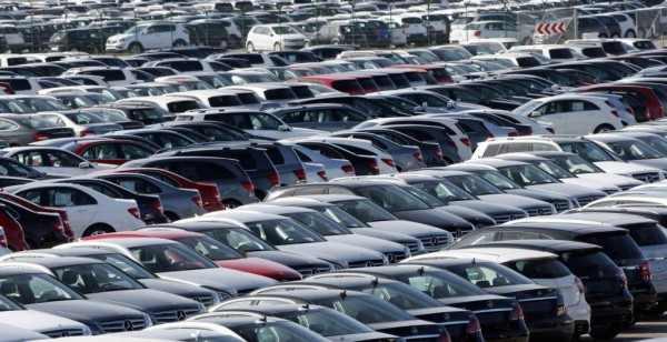 В России работают 3,5 тысячи автодилеров