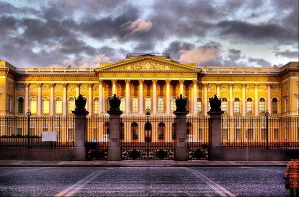 National Geographic определил пять лучших музеев Санкт-Петербурга
