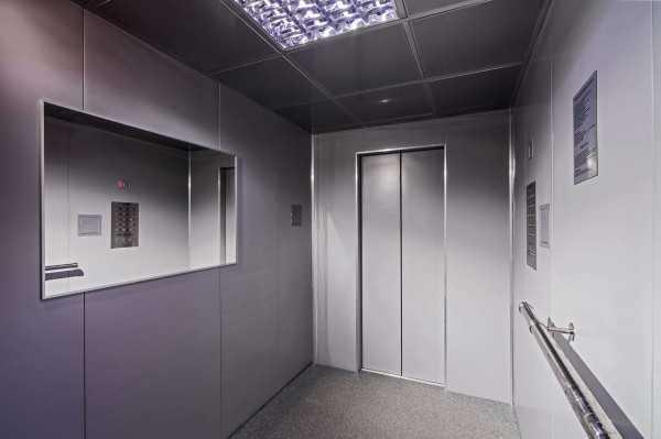 Установка грузовых лифтов в Украине