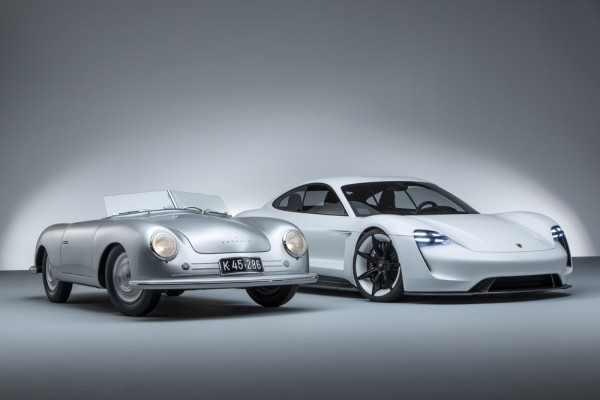 Директор Porsche: Будущее бренда зависит от Mission E