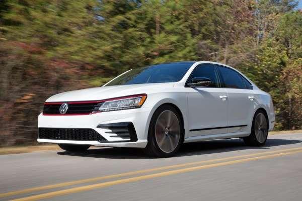 Появилась информация о «заряженном» Volkswagen Passat GT