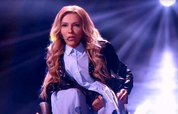 Юлия Самойлова готовится к «Евровидению-2018»