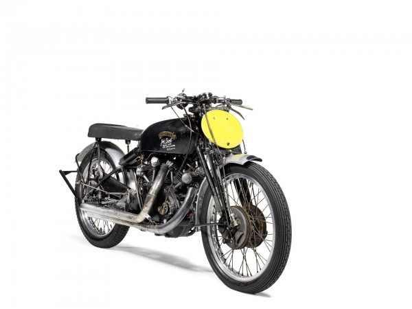 67-летний мотоцикл продали на аукционе за 929 000 долларов