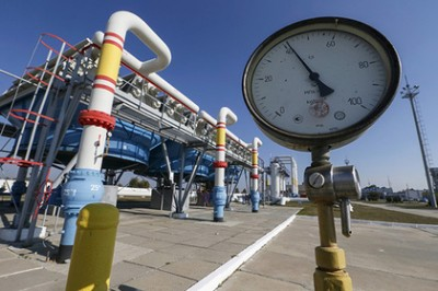 Европа потеряет миллиард долларов из-за сокращения поставок газа Украине