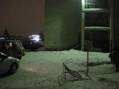 Житель Кемерова украл велосипедную парковку с территории ТЦ