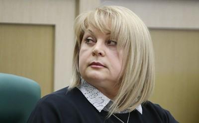 «Логики не вижу»: Памфилова прокомментировала снятие Гордон с выборов