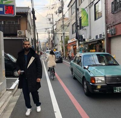 Иван Ургант вернулся из отпуска в Японии
