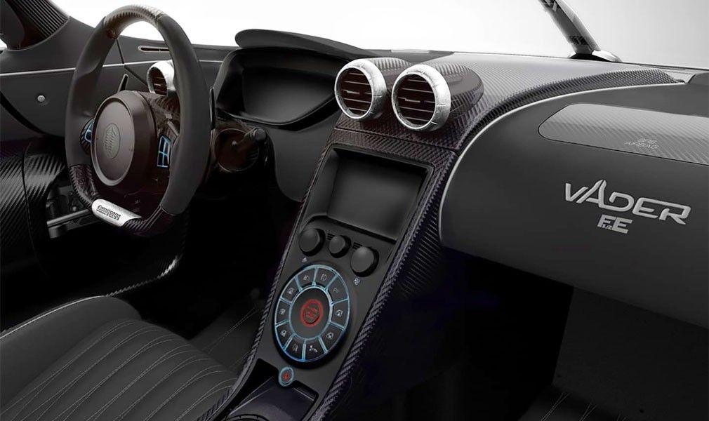 Koenigsegg готовит кпремьере инкрустированный бриллиантами гиперкар Agera FE
