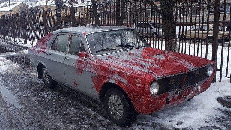 «Безумный ГАЗ»: Умелец изБрянска создал устрашающую «Волгу»