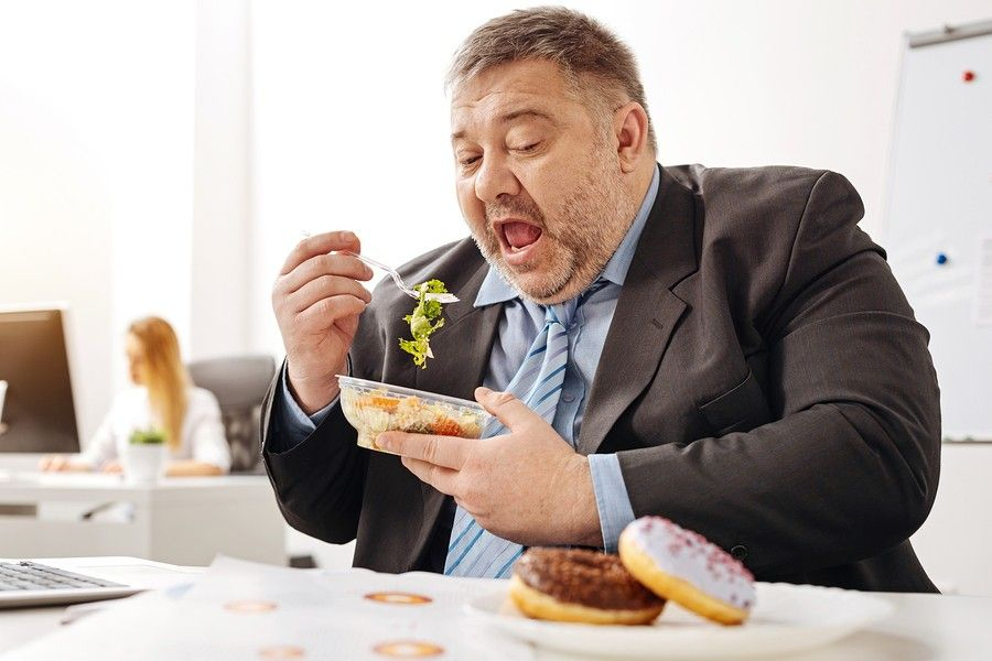Найден способ сбросить лишний вес наработе
