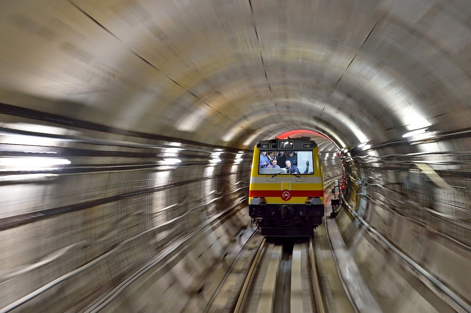 Собянин: 1-ый участок огромного кольца метро запустят через месяц-полтора