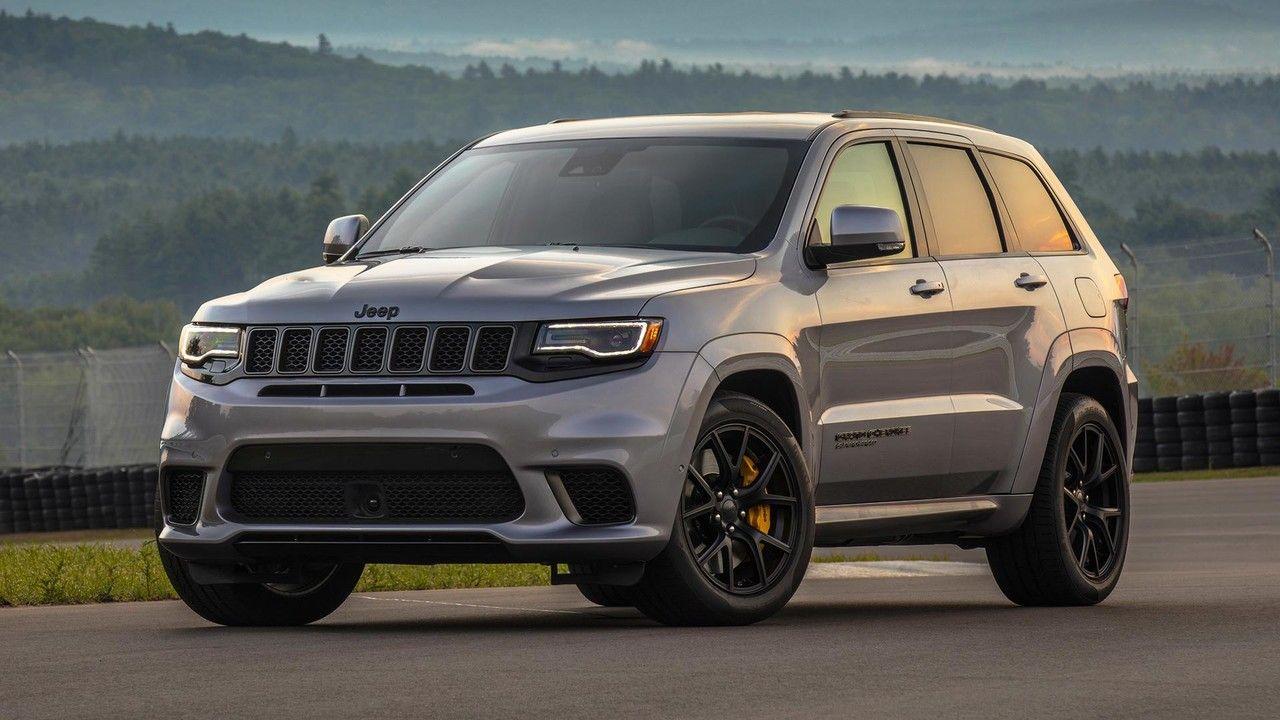 Новый внедорожник Jeep получит версии Commander и Grand Commander