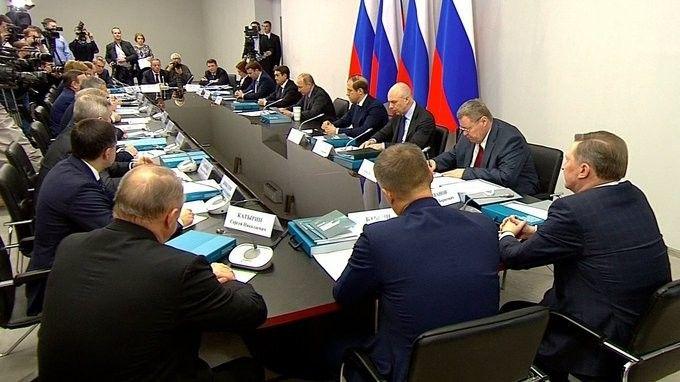 Владимир Путин счел разумными инициативы лидера «Партии Дела» К.Бабкина