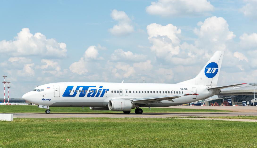 Пожар наборту: пассажирский самолет совершил экстренную посадку в российской столице